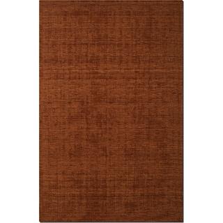 Basics 5' x 8' Area Rug - Orange