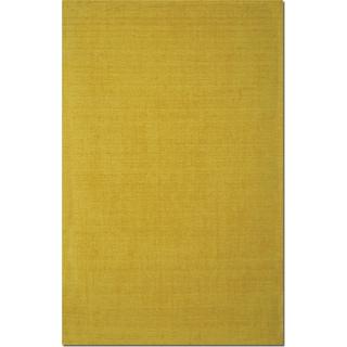 Basics 5' x 8' Area Rug - Yellow