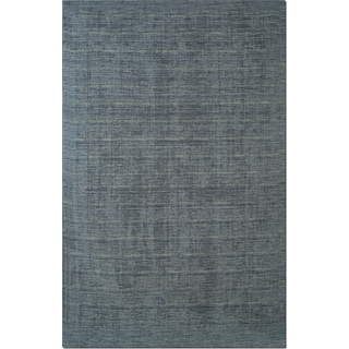 Basics 5' x 8' Area Rug - Gray and Blue