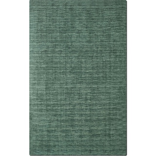 Basics 5' x 8' Area Rug - Teal