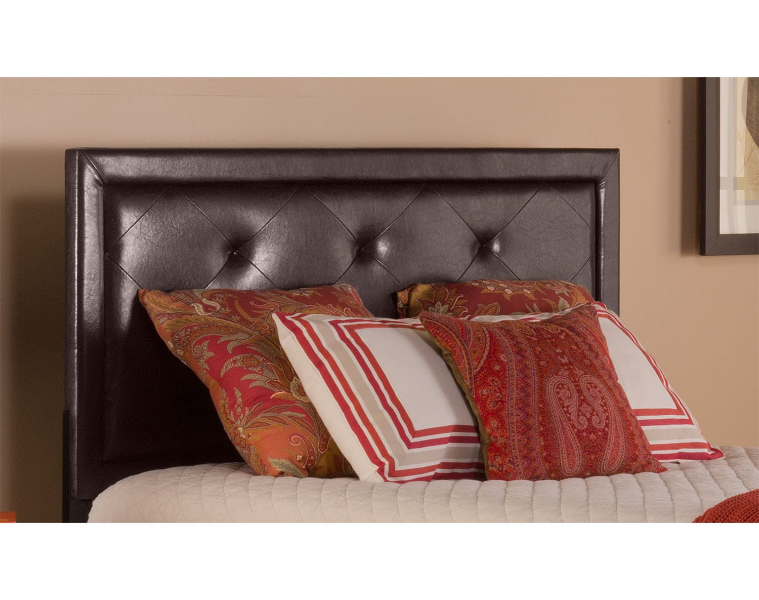 The Becker Headboard Collection - Brown