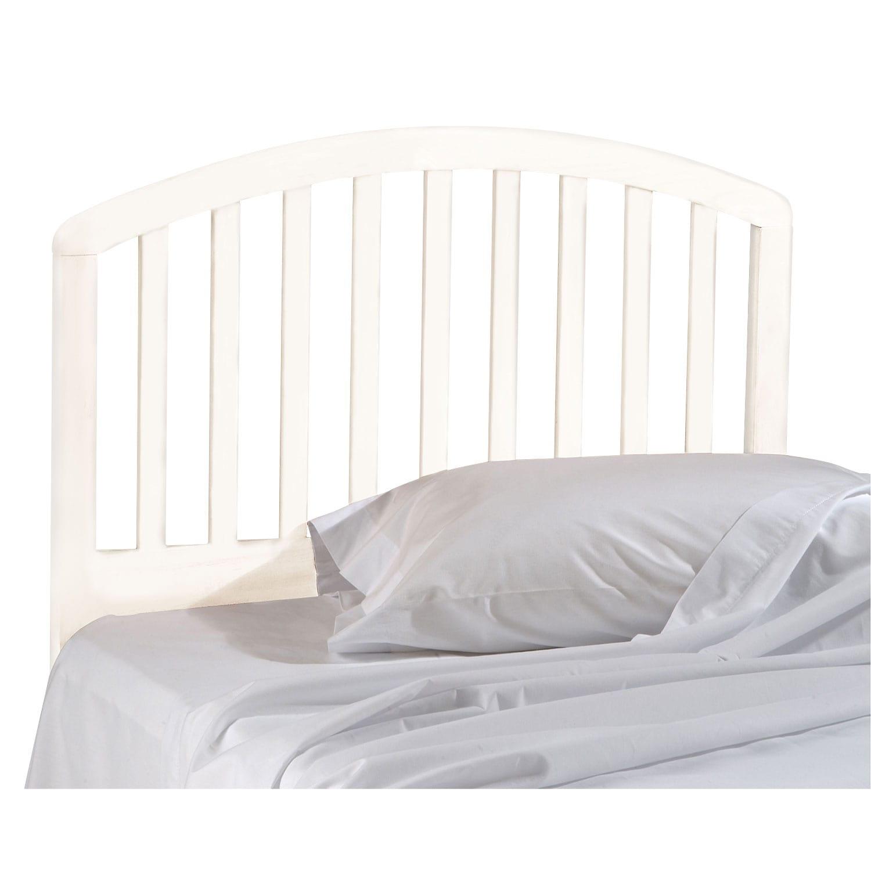 Bedroom Furniture - Carolina Twin Headboard - White