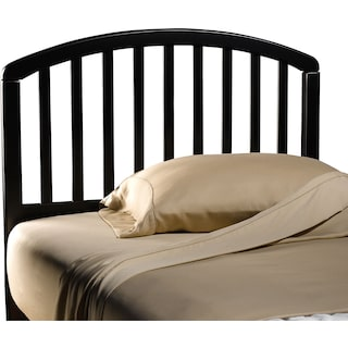 Carolina Full/Queen Headboard - Black