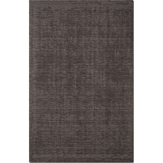 Basics 5' x 8' Area Rug - Charcoal