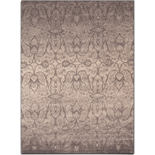Rugs - Chelsea 5' x 8' Area Rug - Gray