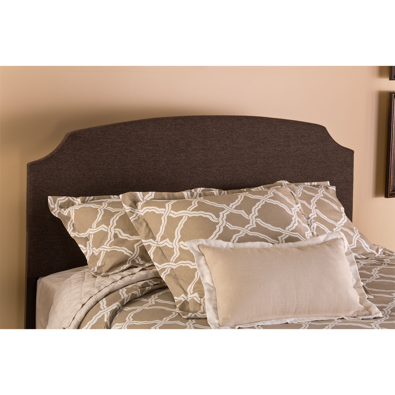 Lawler Queen Headboard - Black