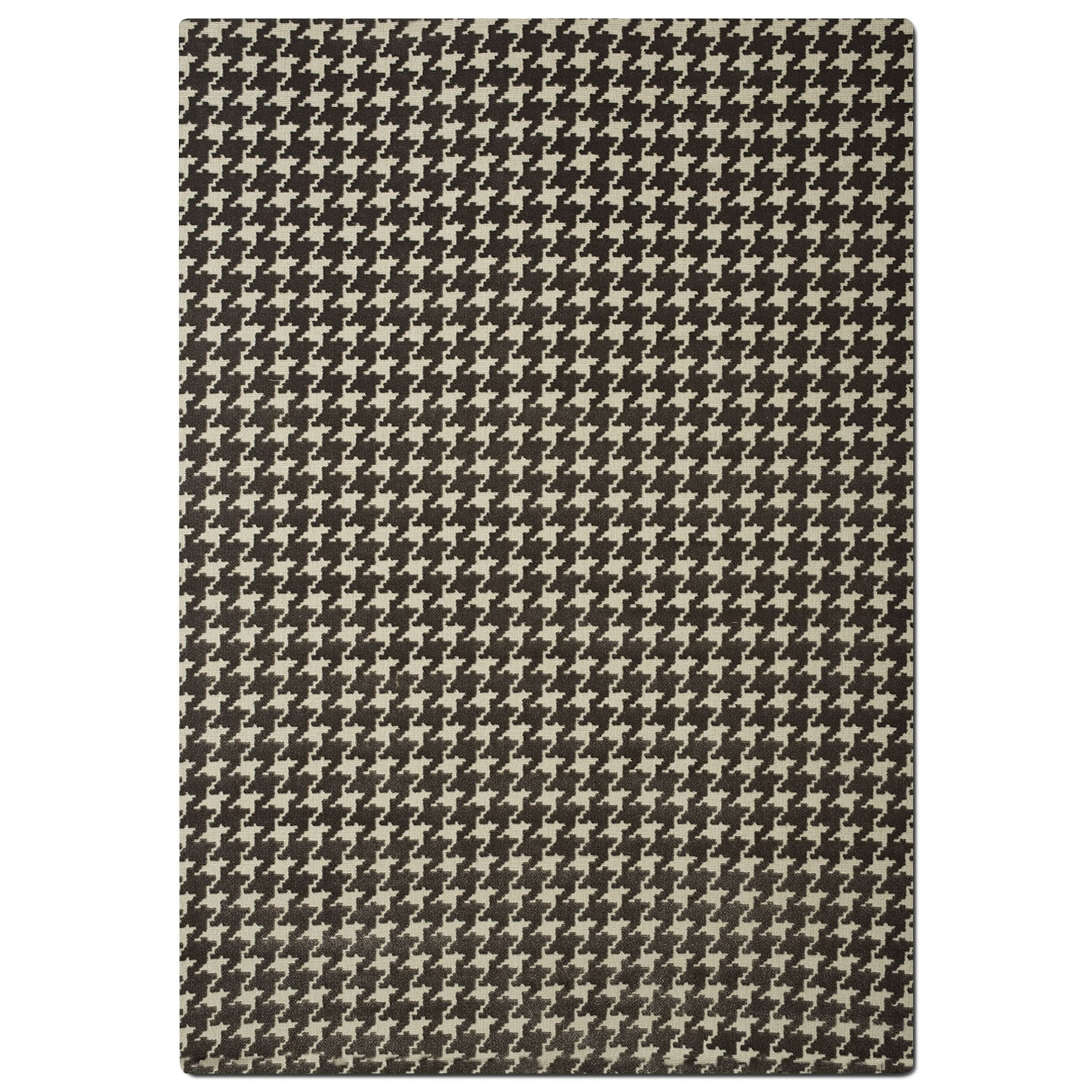 Rugs - Metro 5' x 8' Area Rug - Gray and Ivory
