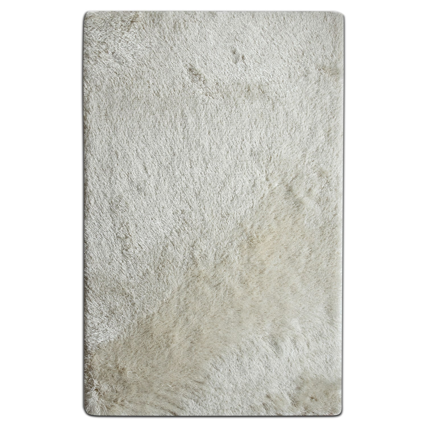 Rugs - Luxe 5' x 8' Area Rug - Ivory