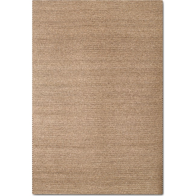 Rugs - Pixley 5' x 8' Area Rug - Taupe