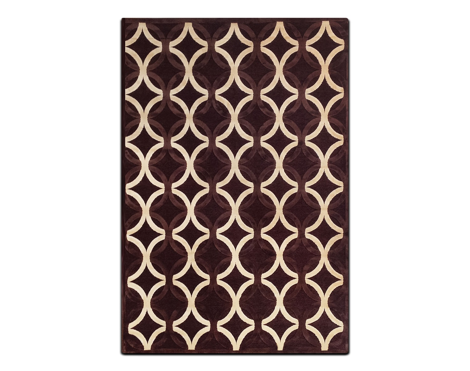 The Napa Collection - Chocolate and Ivory