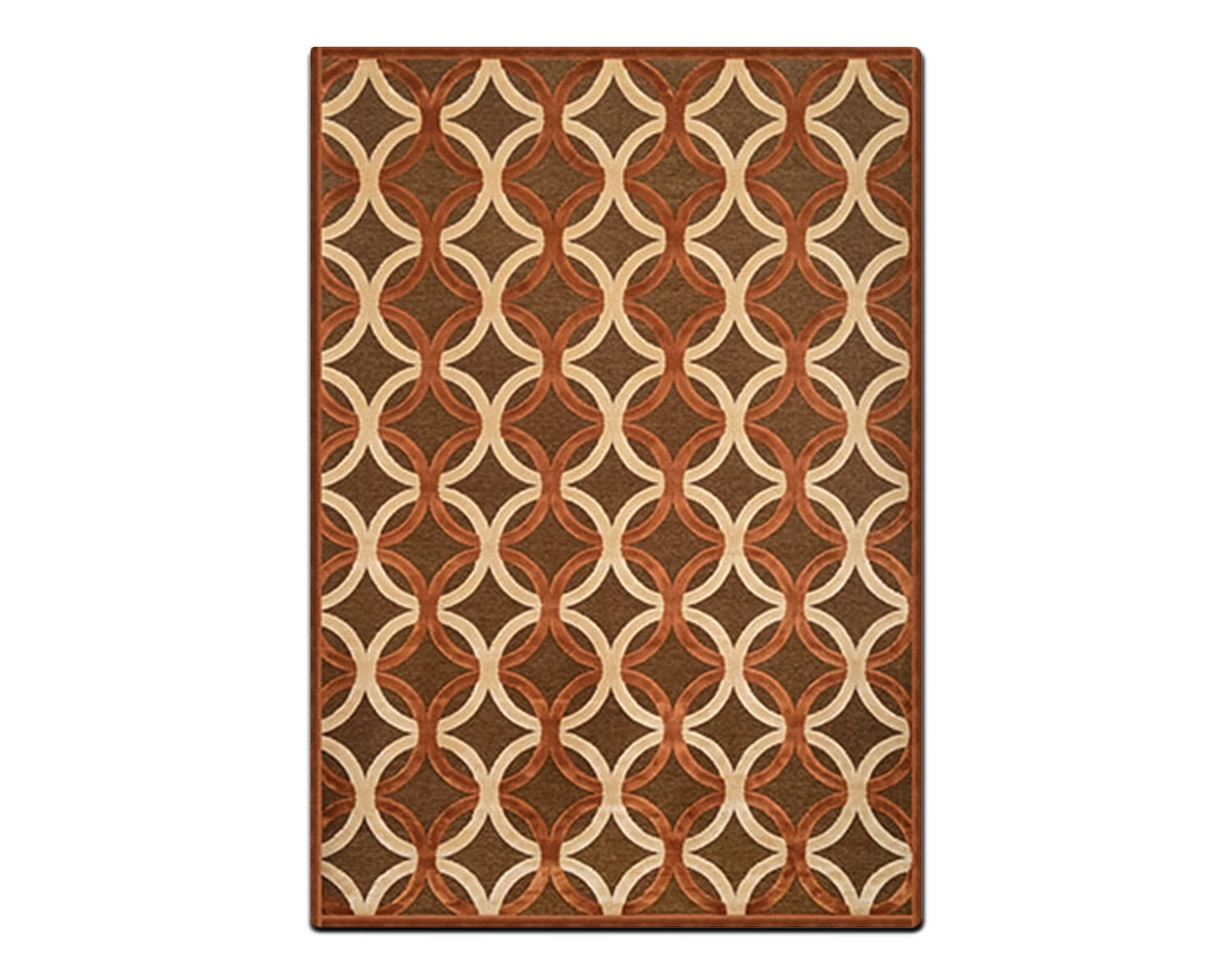 The Napa Collection - Rust and Ivory