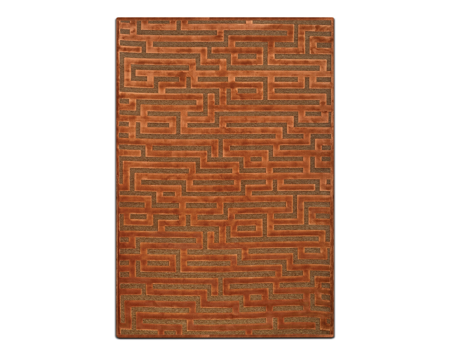 The Napa Collection- Rust and Brown