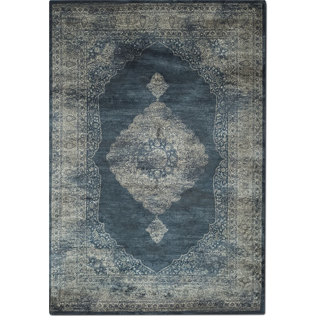 Rugs - Sonoma 8' x 10' Area Rug - Beige and Gray