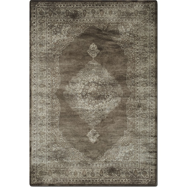 Rugs - Sonoma 8' x 10' Area Rug - Ivory and Beige