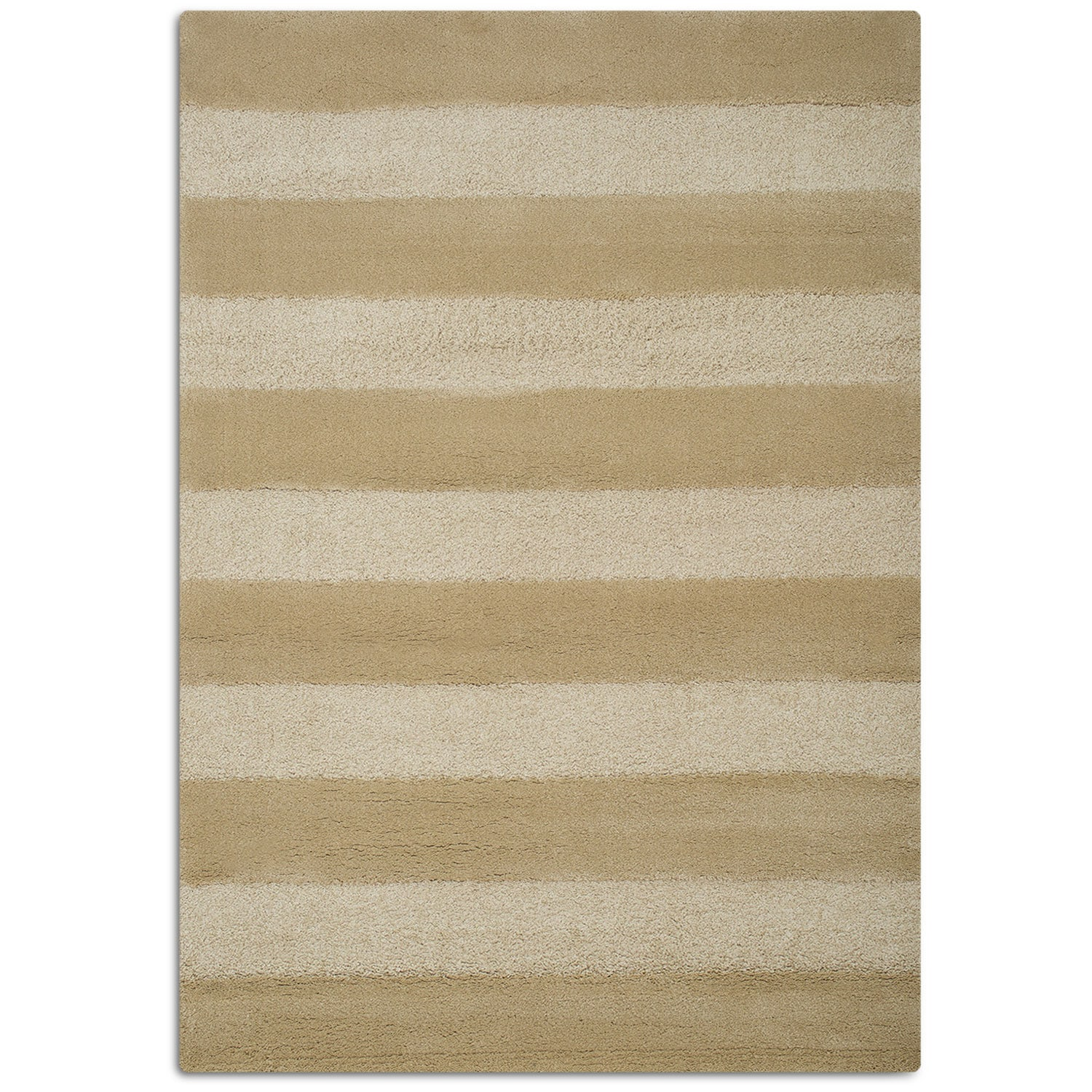 Rugs - Elements 5' x 8' Area Rug - Ivory