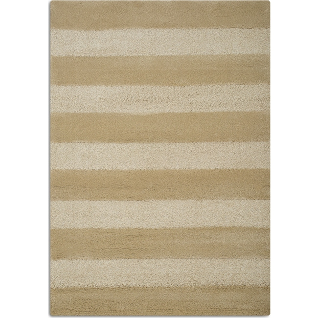 Rugs - Elements 8' x 10' Area Rug - Ivory