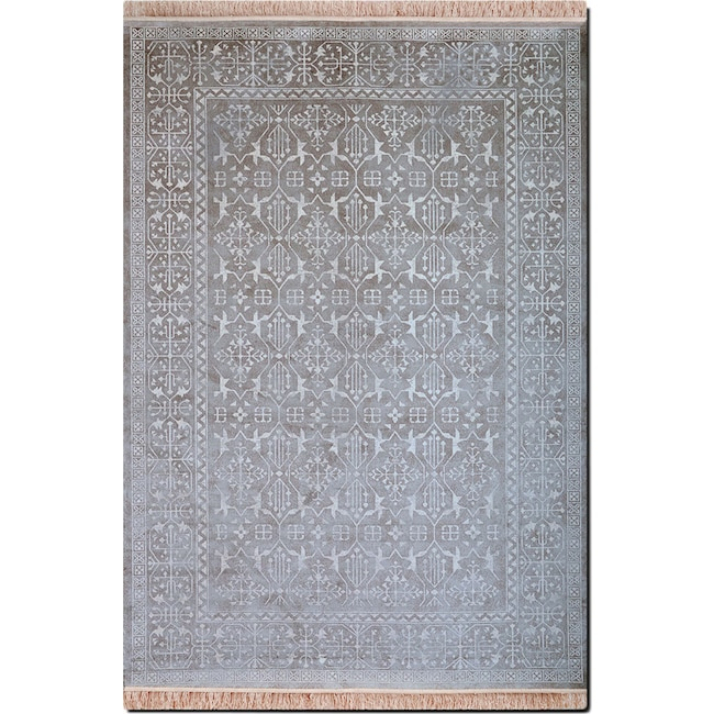 Rugs - Sonoma 8' x 10' Area Rug - Silver Vintage