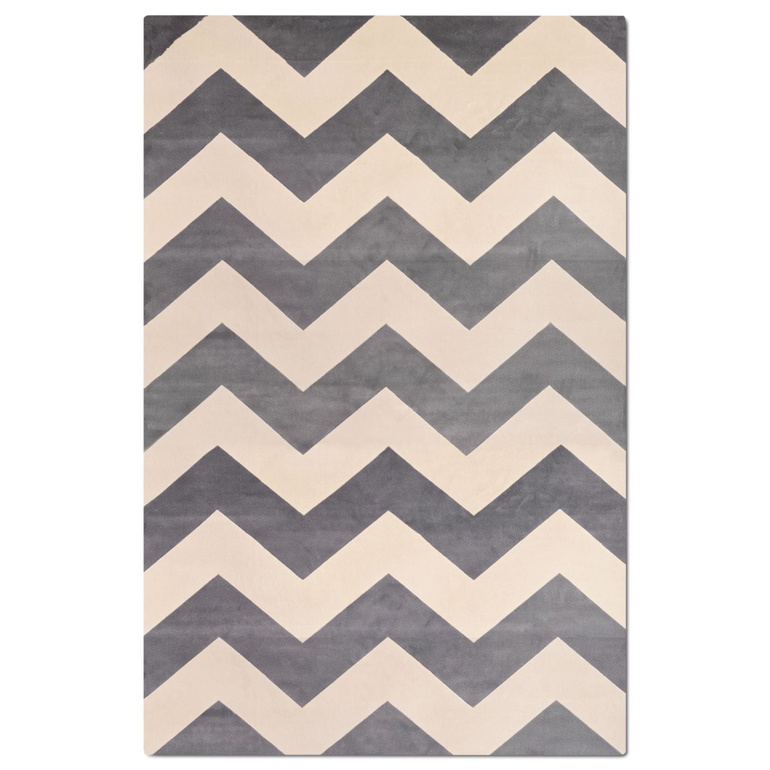 Sonoma 5' x 8' Area Rug - Light Blue and Ivory