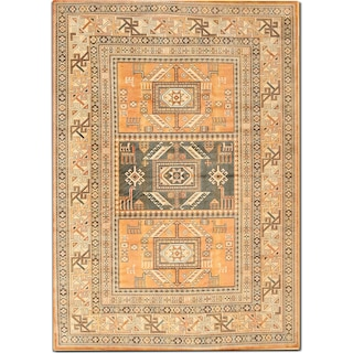 Sonoma 8' x 10' Area Rug - Aqua and Copper