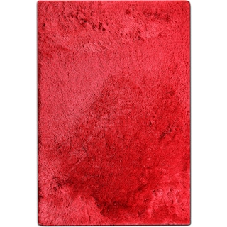Luxe 8' x 10' Area Rug - Ruby