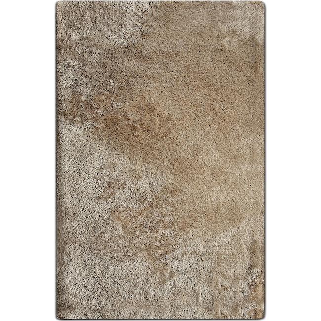 Rugs - Luxe Area Rug - Beige