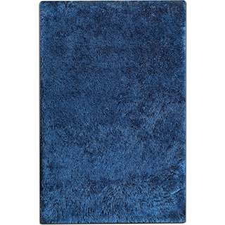 Luxe 5' x 8' Area Rug - Sapphire