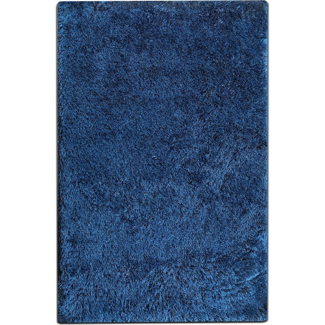 Rugs - Luxe Area Rug - Sapphire