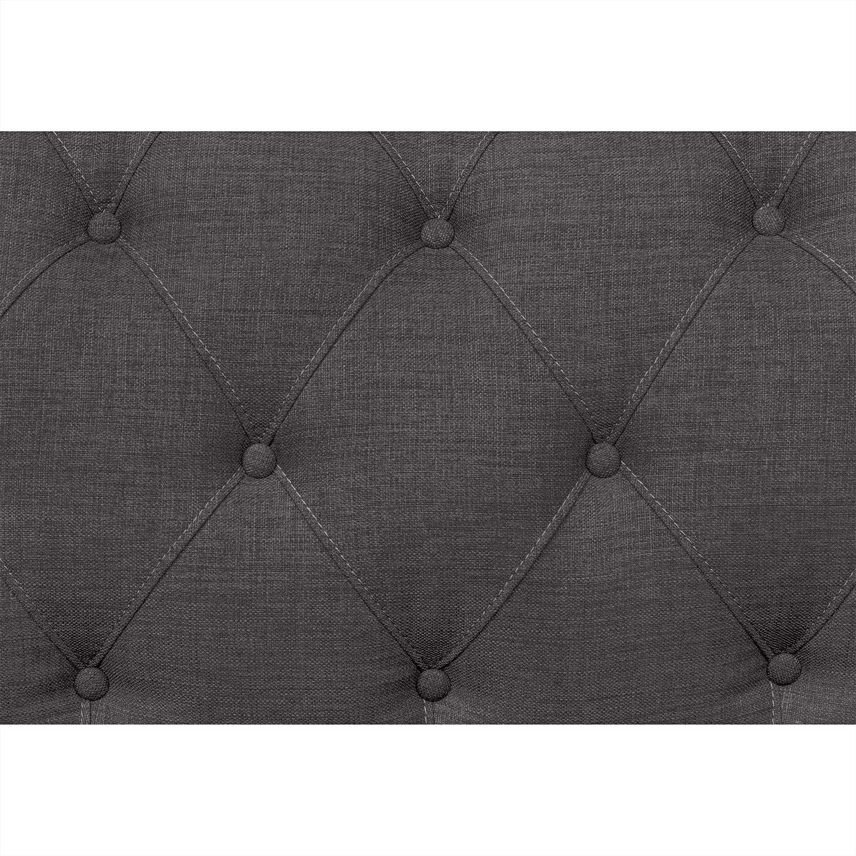 Marisol Sofa Charcoal Value City Furniture