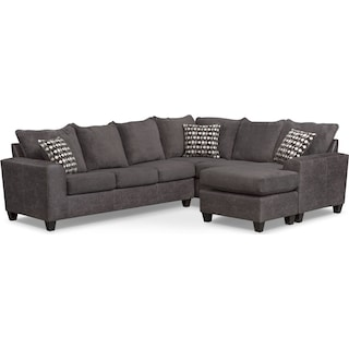 Brando 3-Piece Sleeper Sectional