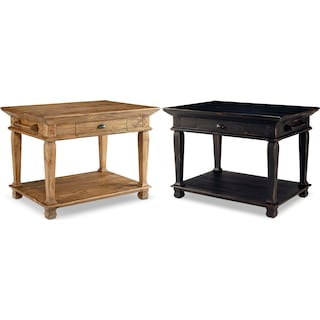 The Swedish Farm Kitchen Island Collection