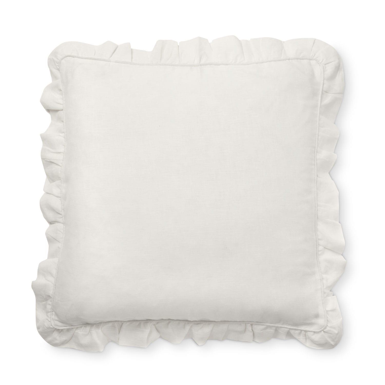 Accent and Occasional Furniture - Basillo Euro Sham - White