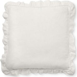 Basillo Euro Sham - White