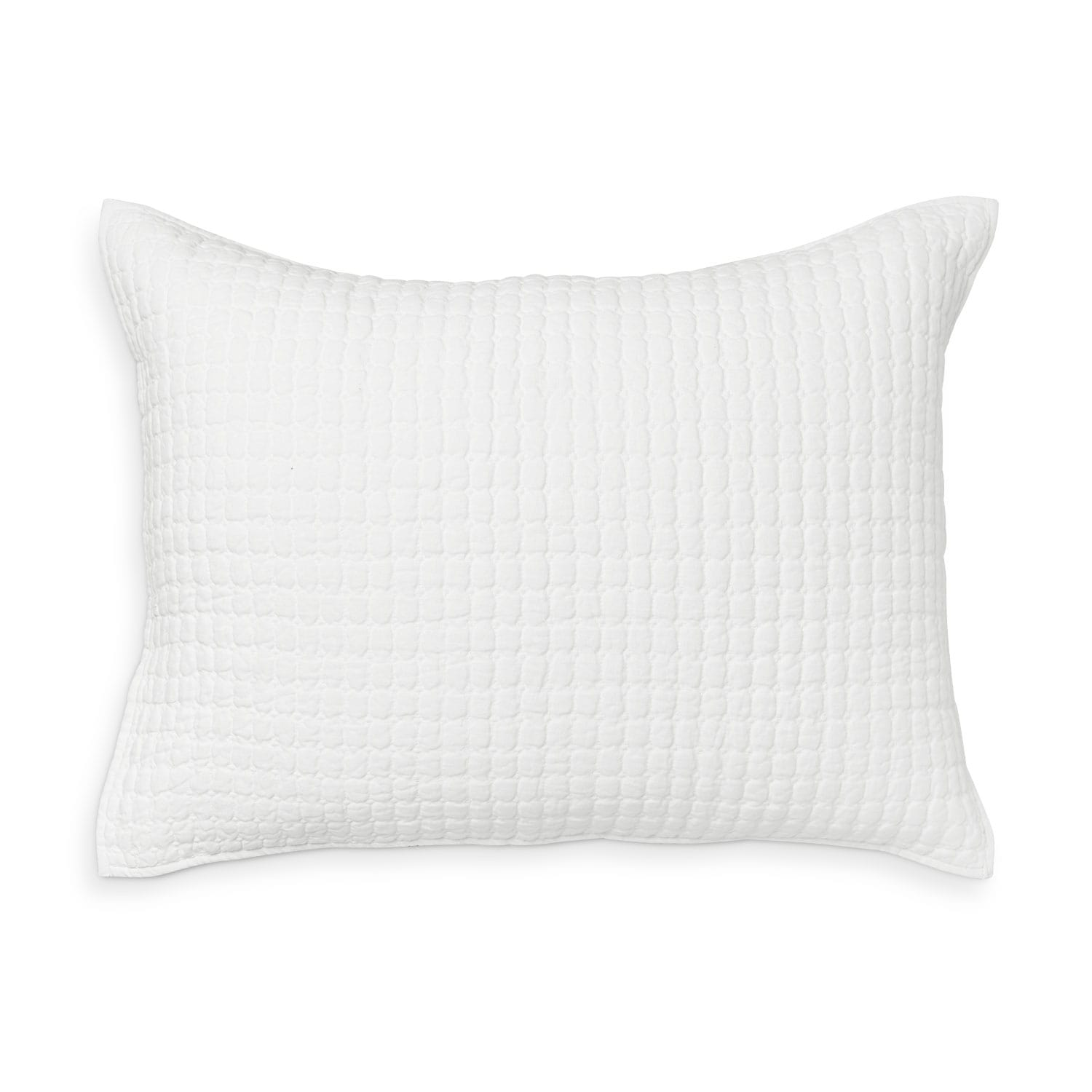 Accent and Occasional Furniture - Catalina Standard Sham - White