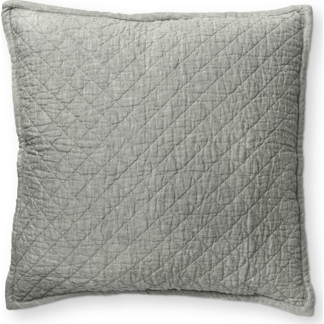 Accent and Occasional Furniture - Dale Euro Sham - Seaglass