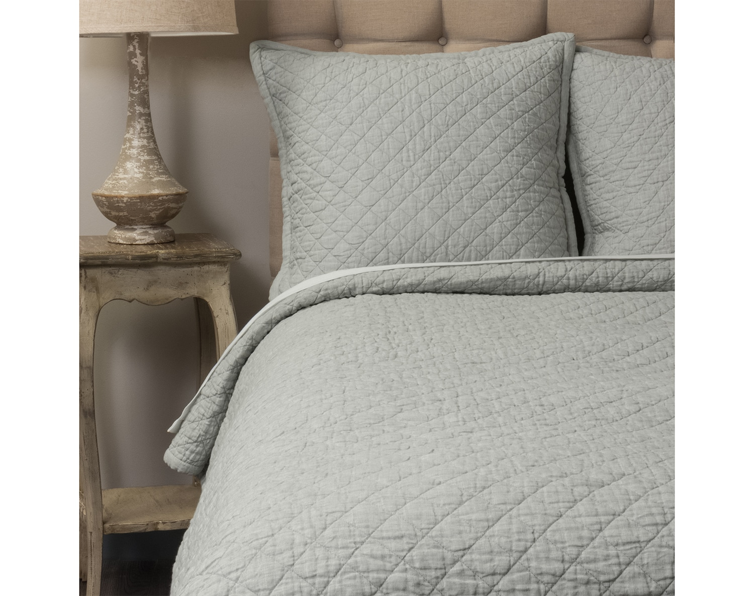The Dale Bedding Collection - Seaglass