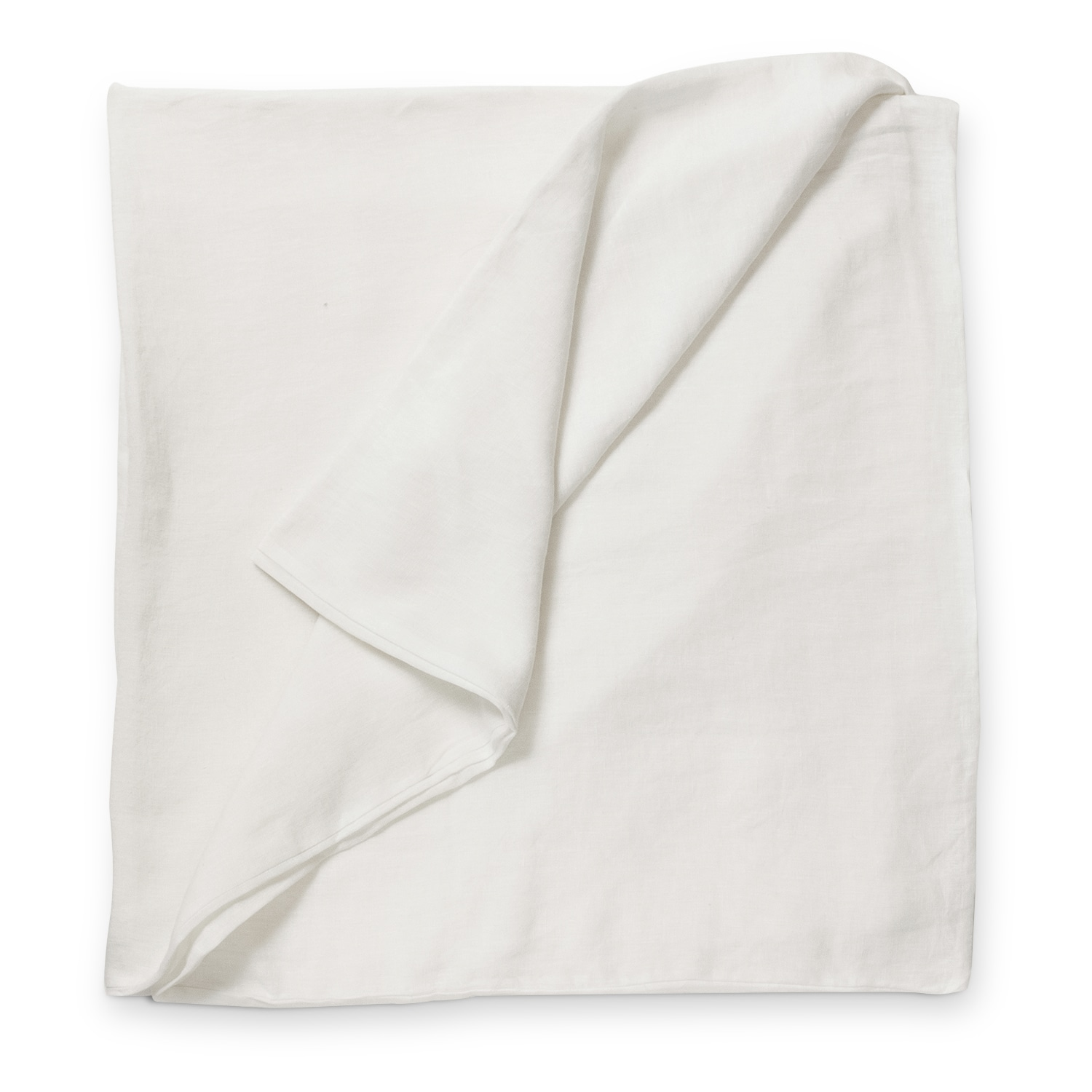 Accent and Occasional Furniture - Damara Queen Duvet Cover - White
