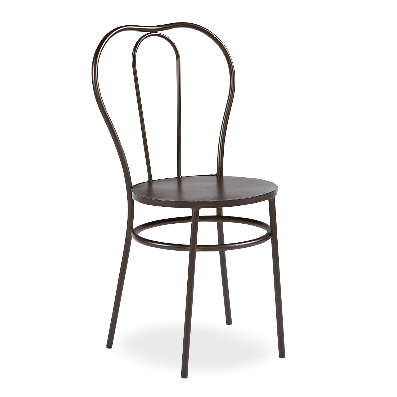 Bistro Chair - Blackened Bronze