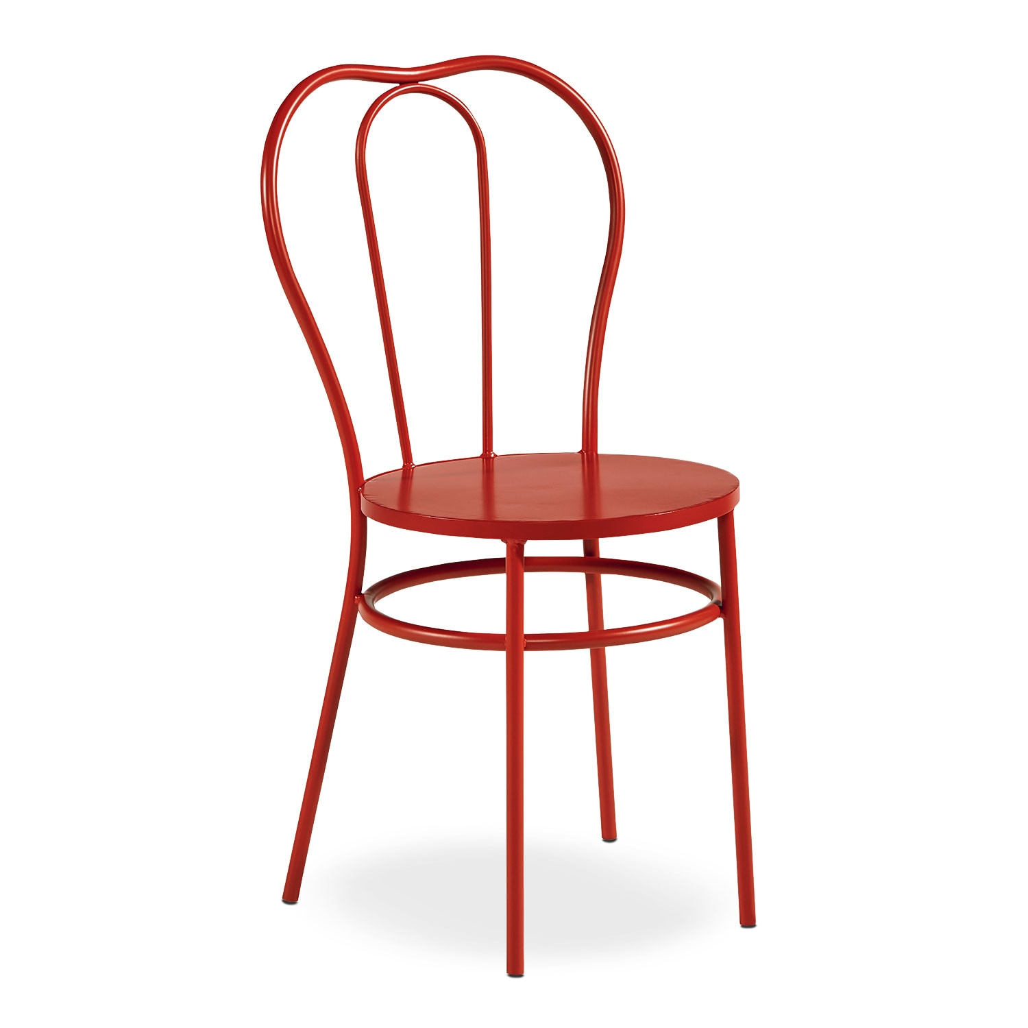 Dining Room Furniture - Bistro Chair - Coral