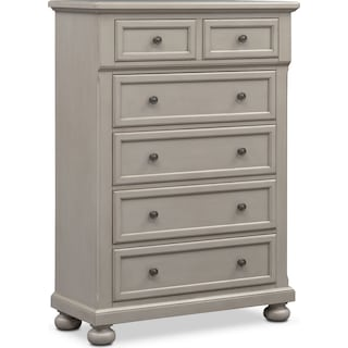 Hanover Chest - Gray