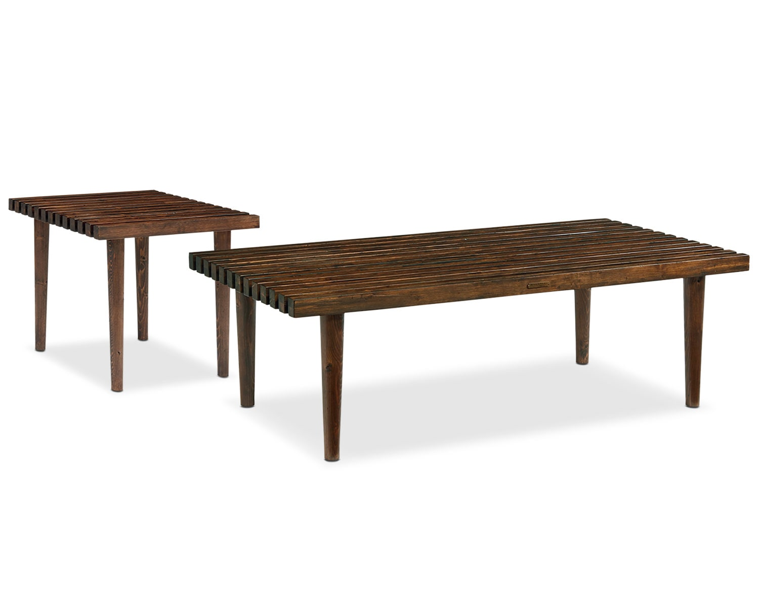 The Slat Table Collection