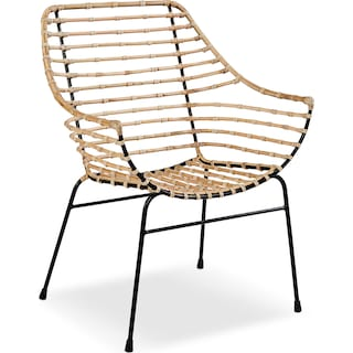 Entwine Rattan Arm Chair