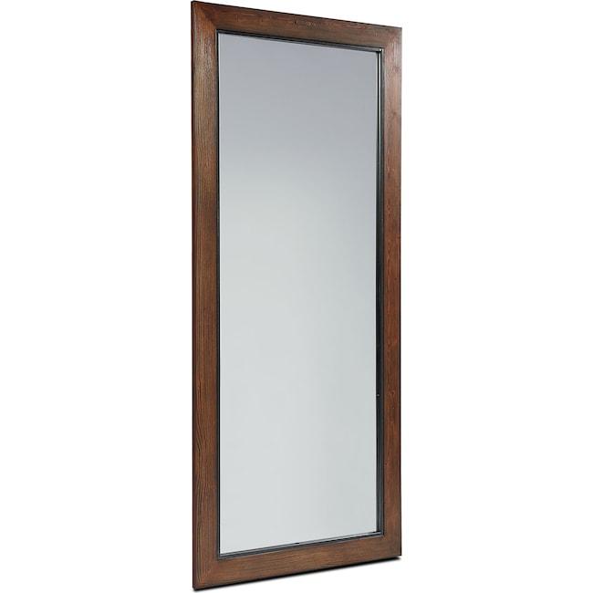 Bedroom Furniture - Framework Floor Standing Mirror
