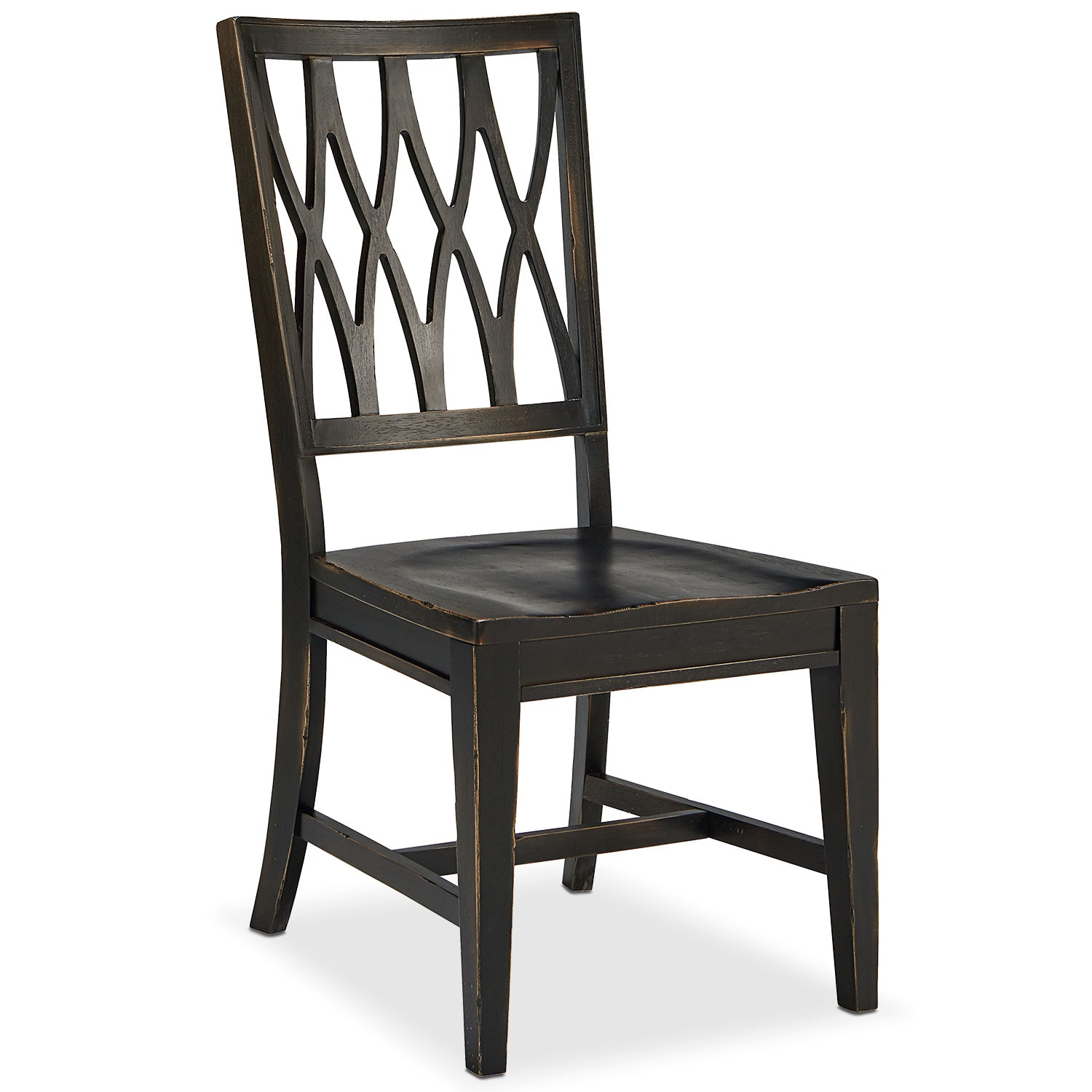 Dining Room Furniture - Camden Side Chair - Chimney
