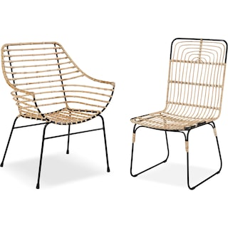 The Entwine Rattan Collection