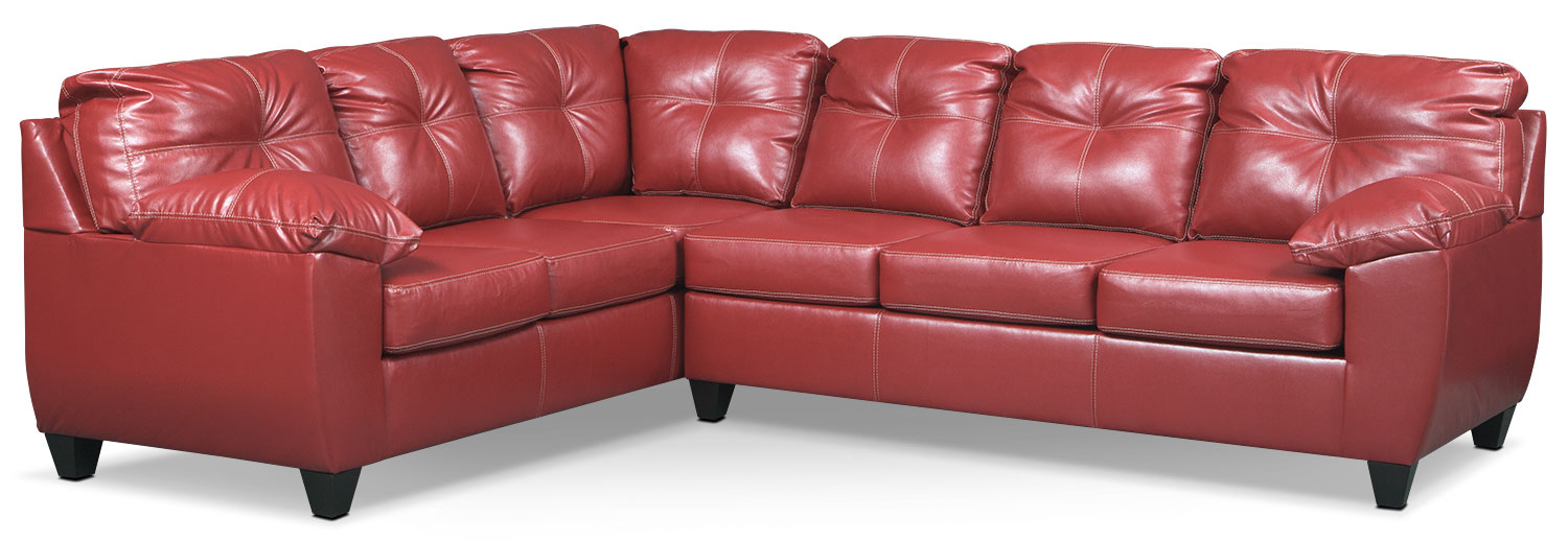 Marvelous Ricardo 2 Piece Sectional With Sofa Alphanode Cool Chair Designs And Ideas Alphanodeonline