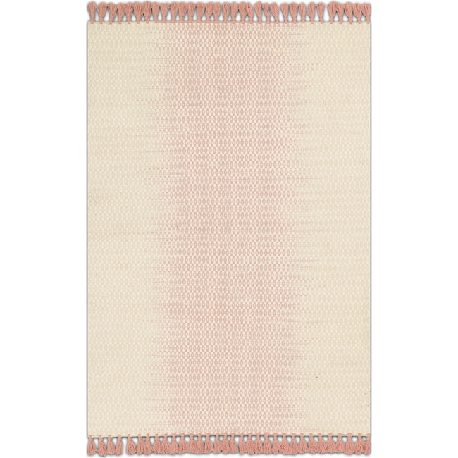 Rugs - Chantilly 9' x 13' Rug - Ivory and Blush