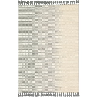 Chantilly 5' x 8' Rug - Ivory and Mist