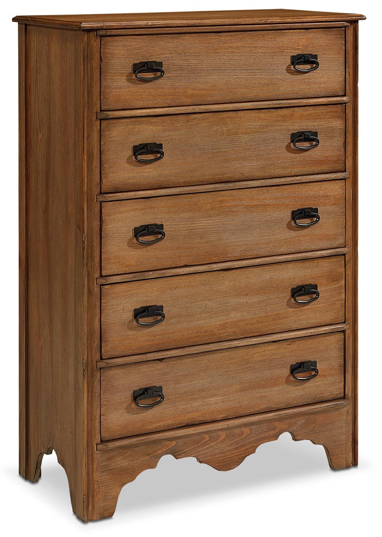Bedroom Furniture - Mantel Chest