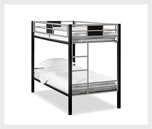 Samba youth twin bunk bed