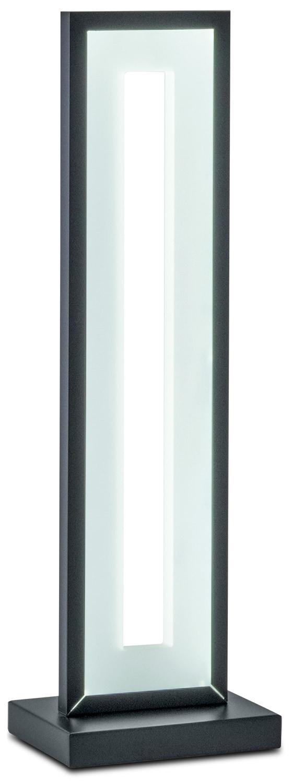 Home Accessories   Mod Rectangular Table Lamp   Black